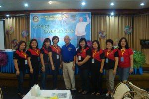 District Assembly 2012 - Los Banos, Laguna