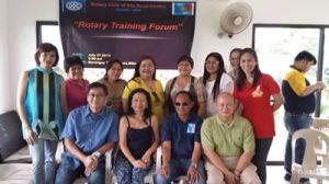 Training Forum